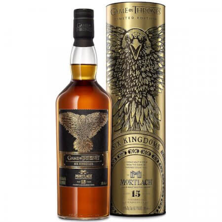 Whisky Mortlach 15 ans - Edition Six Kingdoms Game of Thrones