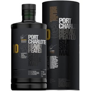 Whisky Port Charlotte 10 ans