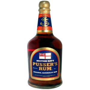 Pusser's British Navy - Original Admiralty Rum