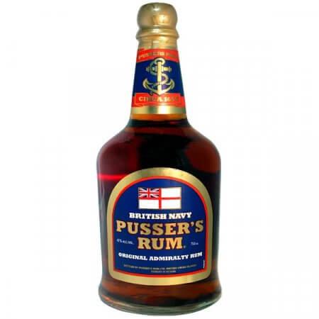Pusser's British Navy - Original Admiralty Rum