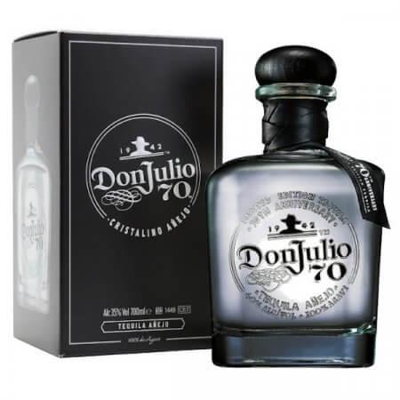 Tequila Don Julio 70 - Cristalino Anejo