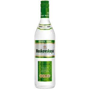 Vodka Moskovskaya Osobaya