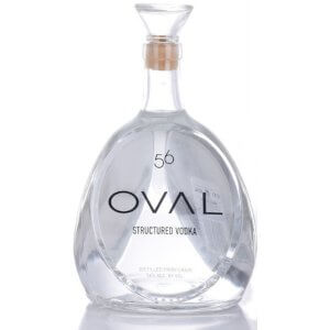 Oval 56 - Structured Vodka