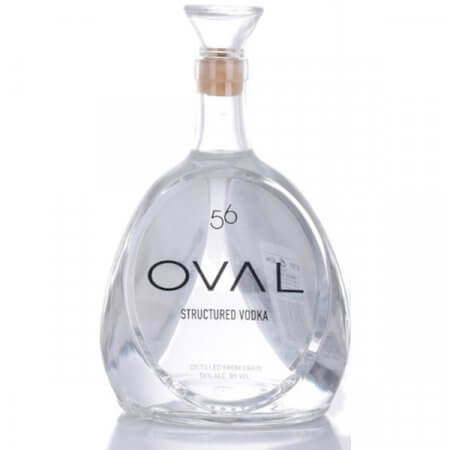 Oval 56 - Structured Vodka