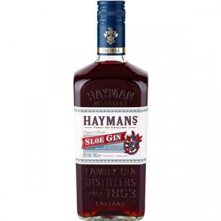 Gin Hayman's Sloe Gin