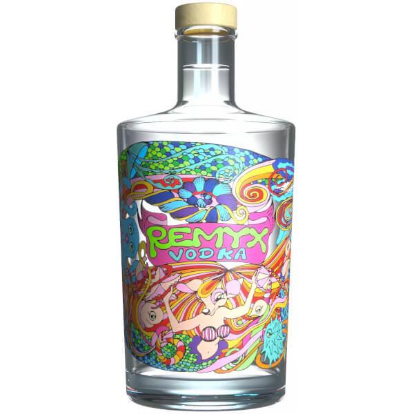 Remyx Vodka Aquatique