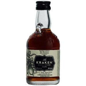 Mignonnette Kraken Black Spiced 47%