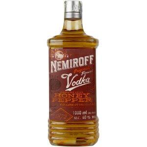 Vodka Nemiroff Miel et Piment - 1 litre