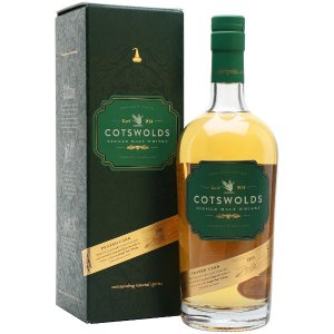 Whisky Cotswolds Peated Cask