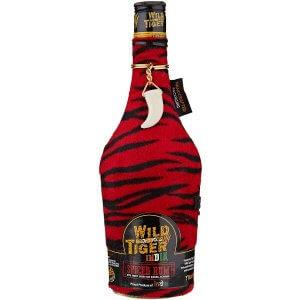 Wild Tiger Spiced Rum - Inde