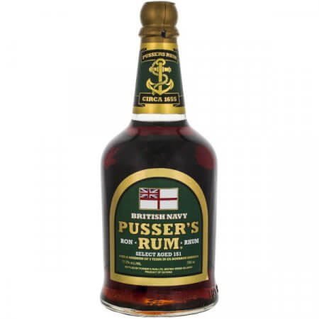 Pusser's Rum - Selected Aged 151 (75,5%)