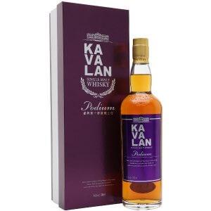 Whisky Kavalan Podium (46%) - Taïwan