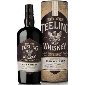 Whisky Teeling Single Malt