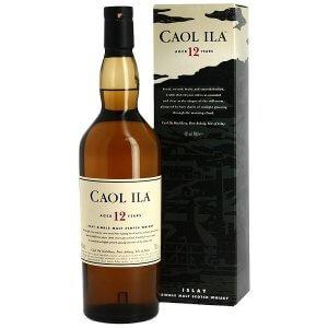 Whisky Caol Ila 12 ans