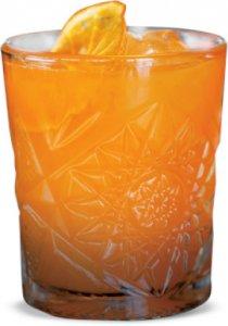 Cocktail Amande Tropicale à base de Soplica Amande-Caramel