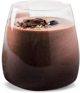 Cocktail Double Chocolat (Soplica Noisette et chocolat)