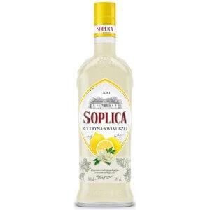 Soplica Citron et fleur de sureau