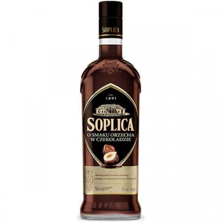 Liqueur Soplica Noisette et Chocolat