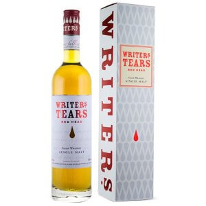 Whisky Writer's Tears - Red Head